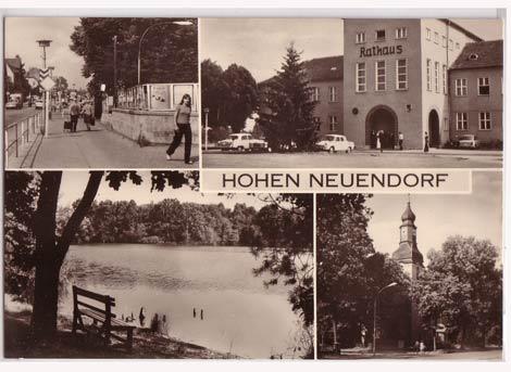 Hundepension hohen neuendorf