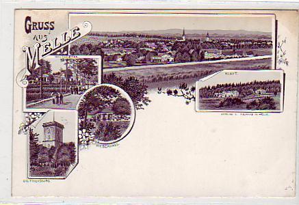 alte ansichtskarten postkarten von antik falkensee melle bei osnabr ck vorl ufer ak von vor 1900. Black Bedroom Furniture Sets. Home Design Ideas