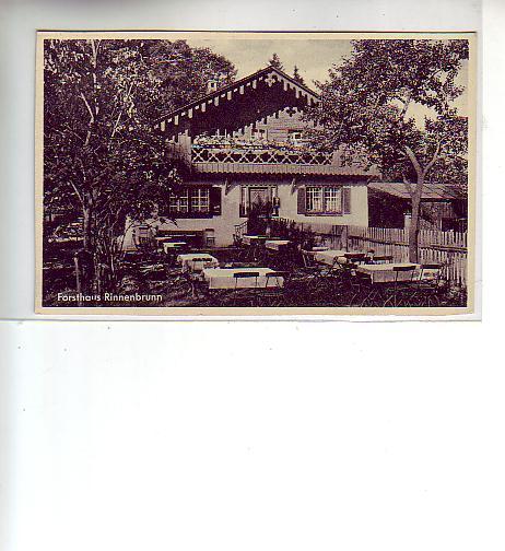 alte ansichtskarten postkarten von antik falkensee forsthaus rinnenbrunn bei neuhaus a d pegnitz. Black Bedroom Furniture Sets. Home Design Ideas