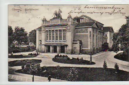 Ludwigsplatz gießen