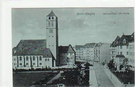 Alte ansichtskarten postkarten von antik falkensee for Outlet berlin steglitz