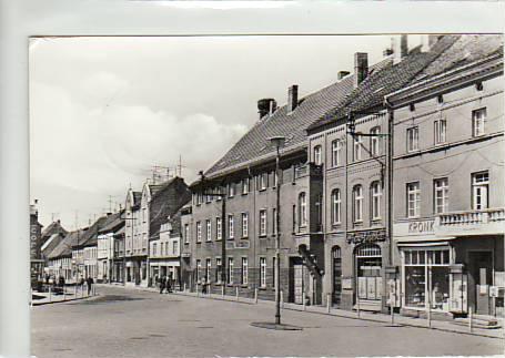 alte ansichtskarten postkarten von antik falkensee reuterstadt stavenhagen markt ca 1980. Black Bedroom Furniture Sets. Home Design Ideas