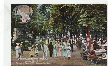 alte ansichtskarten postkarten von antik falkensee berlin spandau hakenfelde restaurant. Black Bedroom Furniture Sets. Home Design Ideas