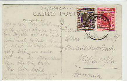 Alte Jugoslawien Karte.Alte Ansichtskarten Postkarten Von Antik Falkensee Cettigne