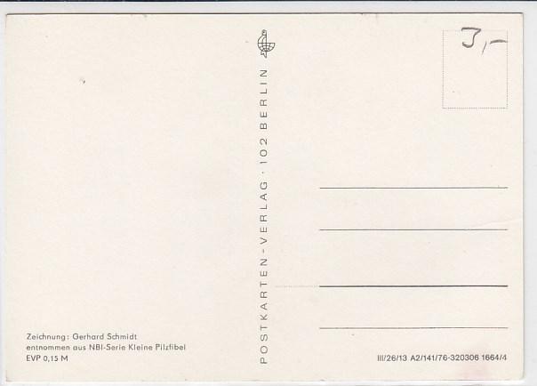 Alte ansichtskarten postkarten von antik falkensee pilze for 66180 1