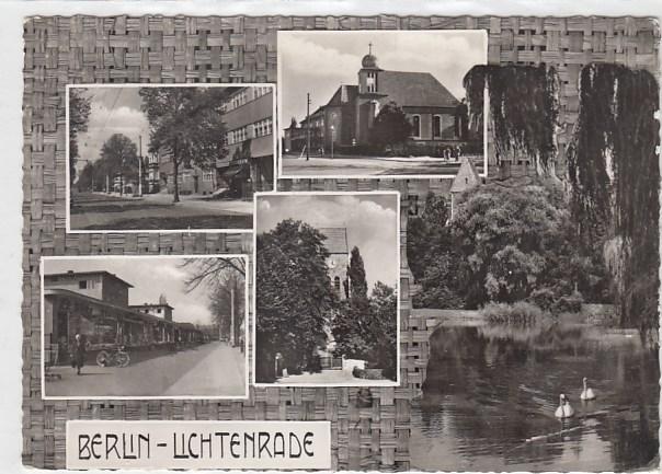 Karte Berlin Lichtenrade.Alte Ansichtskarten Postkarten Von Antik Falkensee Berlin