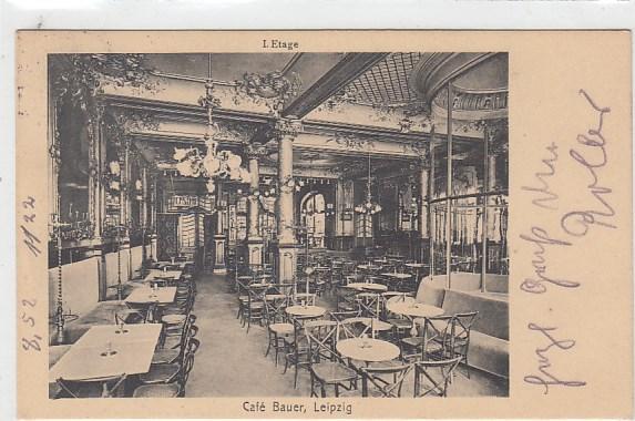 Cafe Leipzig Thekla