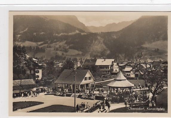 Gruss Aus Oberstdorf Im Bayerischen Allgäu Loretto Alte Ak